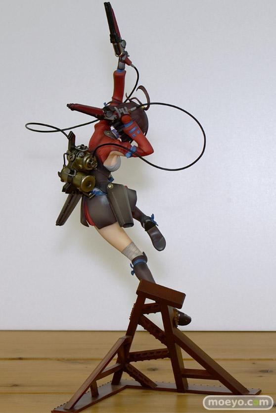 グッドスマイルカンパニーの甲鉄城のカバネリ 無名の新作フィギュア彩色サンプル画像02