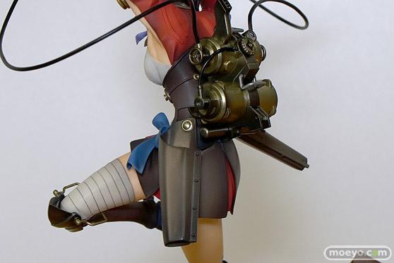 グッドスマイルカンパニーの甲鉄城のカバネリ 無名の新作フィギュア彩色サンプル画像12