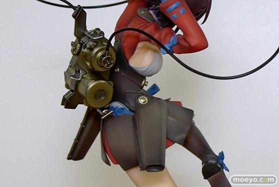 グッドスマイルカンパニーの甲鉄城のカバネリ 無名の新作フィギュア彩色サンプル画像13