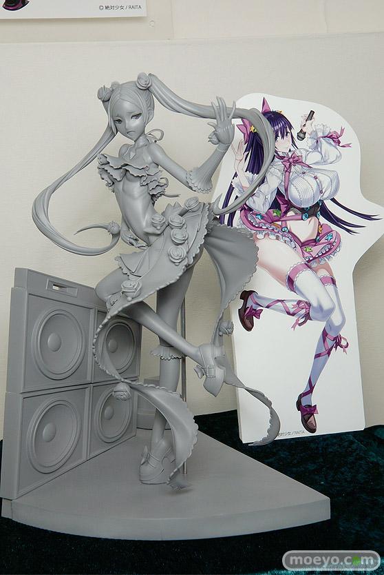 セカンドアックスのマユリの新作フィギュア原型画像01