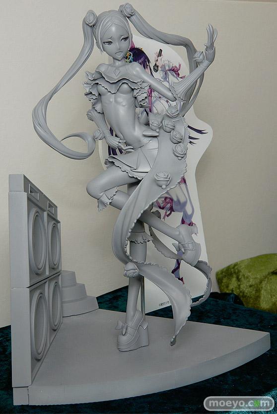 セカンドアックスのマユリの新作フィギュア原型画像02