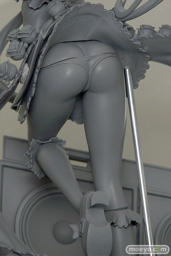 セカンドアックスのマユリの新作フィギュア原型画像08