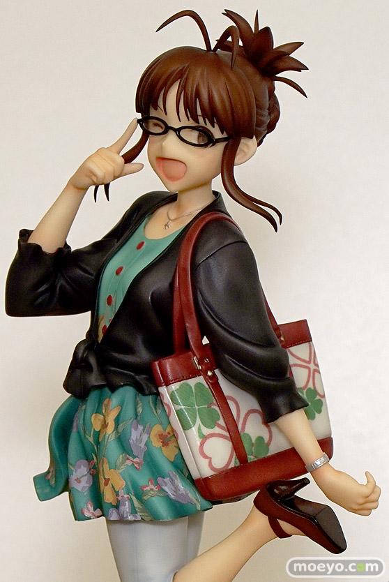 ファット・カンパニーのアイドルマスター 秋月律子の新作フィギュア彩色サンプル画像08