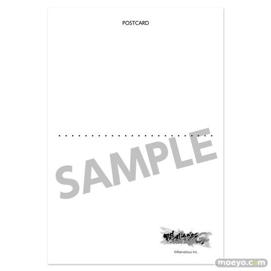 閃乱カグラ NewWave Gバースト B2タペストリー 2種/ポストカードセット 6種 サンプル画像10