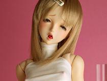 元祖!?デカ尻娘!! 「Soft Skin」& NEW下胴開脚パーツ付属!!!「Pink Drops #9 紫珠紅(シズク) ver.2」 期間限定予約受付開始!