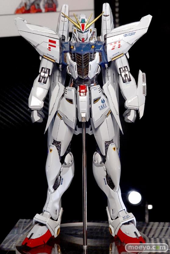 バンダイのMETAL BUILD ガンダムF91 『機動戦士ガンダムF91』の新作フィギュア彩色サンプル画像01