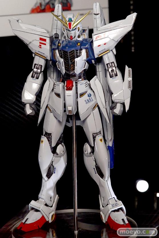 バンダイのMETAL BUILD ガンダムF91 『機動戦士ガンダムF91』の新作フィギュア彩色サンプル画像02