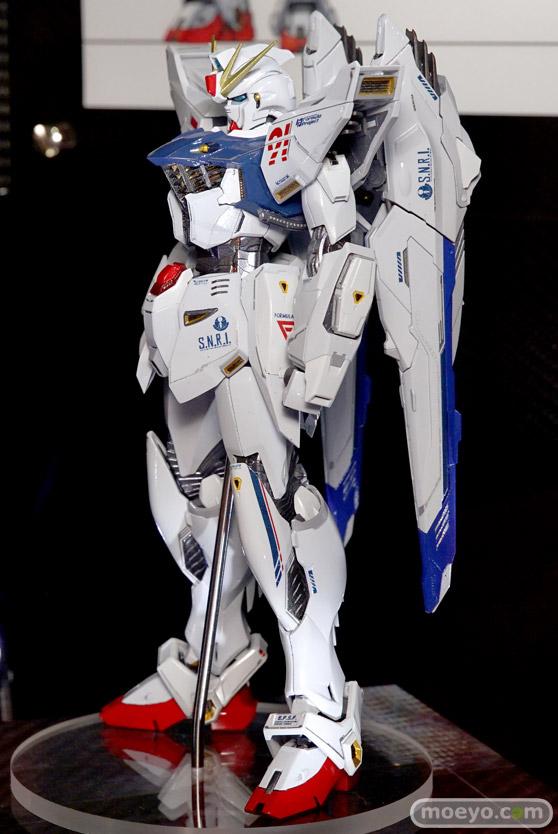 バンダイのMETAL BUILD ガンダムF91 『機動戦士ガンダムF91』の新作フィギュア彩色サンプル画像04