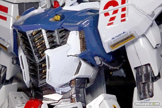 バンダイのMETAL BUILD ガンダムF91 『機動戦士ガンダムF91』の新作フィギュア彩色サンプル画像08