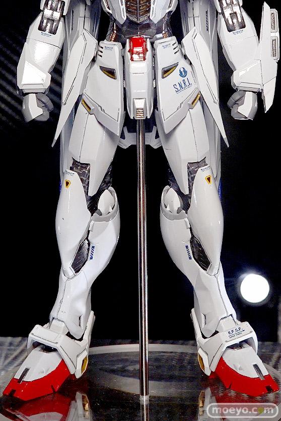バンダイのMETAL BUILD ガンダムF91 『機動戦士ガンダムF91』の新作フィギュア彩色サンプル画像10