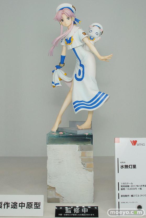 ウイングのARIA 水無灯里の新作フィギュア彩色サンプル画像01