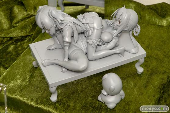 ネイティブのabecさんイラスト商品名未定新作フィギュア原型画像04