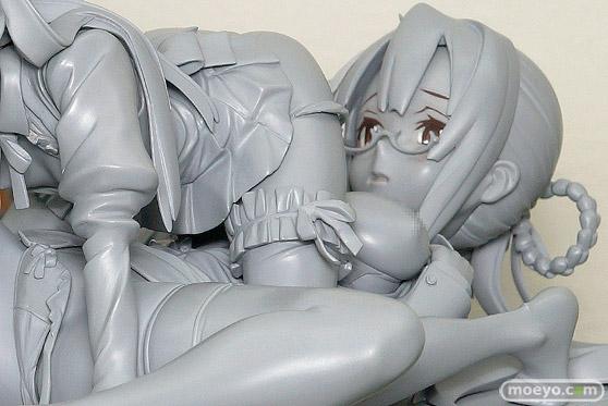 ネイティブのabecさんイラスト商品名未定新作フィギュア原型画像06