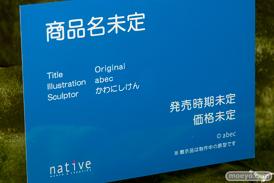 ネイティブのabecさんイラスト商品名未定新作フィギュア原型画像13