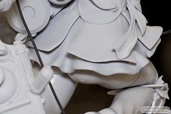 ユニオンクリエイティブのHdge technical statue 甲鉄城のカバネリ 無名の新作フィギュア原型画像15
