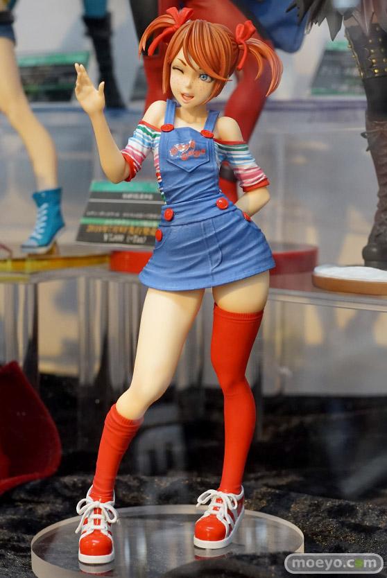 コトブキヤのHORROR美少女 チャッキーの新作フィギュア彩色サンプル画像03