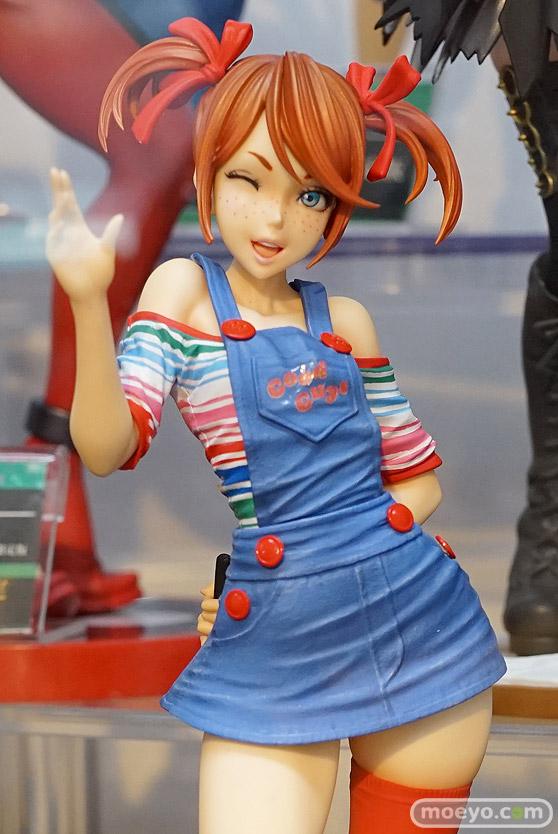 コトブキヤのHORROR美少女 チャッキーの新作フィギュア彩色サンプル画像04