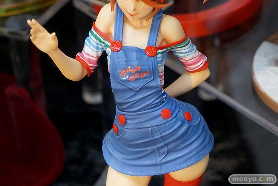 コトブキヤのHORROR美少女 チャッキーの新作フィギュア彩色サンプル画像06