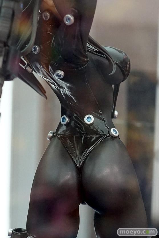 ユニオンクリエイティブのHdge technical statue No.15 GANTZ:O レイカ Xショットガンver.の新作フィギュア彩色サンプル画像06