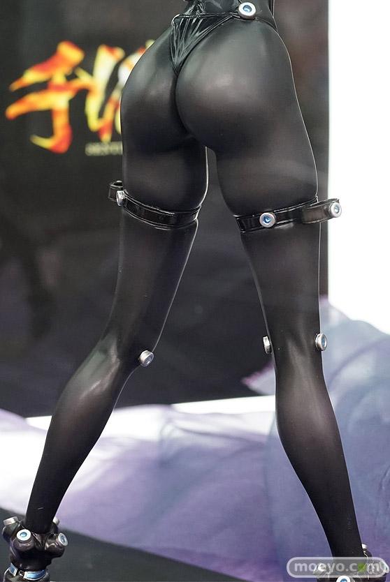 ユニオンクリエイティブのHdge technical statue No.15 GANTZ:O レイカ Xショットガンver.の新作フィギュア彩色サンプル画像08