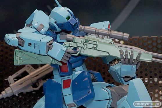 バンダイのMG 機動戦士ガンダム0080 ポケットの中の戦争 1/100 ジム・スナイパーIIの新作プラモデル彩色サンプル画像05