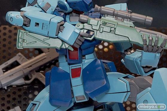 バンダイのMG 機動戦士ガンダム0080 ポケットの中の戦争 1/100 ジム・スナイパーIIの新作プラモデル彩色サンプル画像08