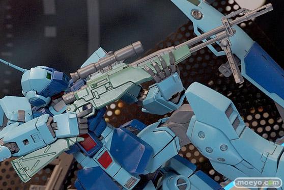 バンダイのMG 機動戦士ガンダム0080 ポケットの中の戦争 1/100 ジム・スナイパーIIの新作プラモデル彩色サンプル画像09