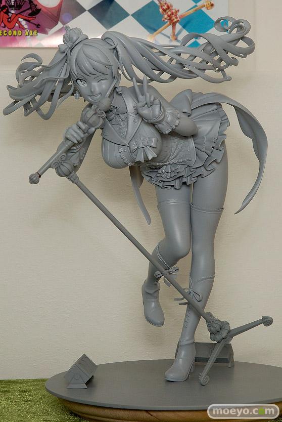 セカンドアックスの鴻愛莉衣の新作フィギュア原型画像01