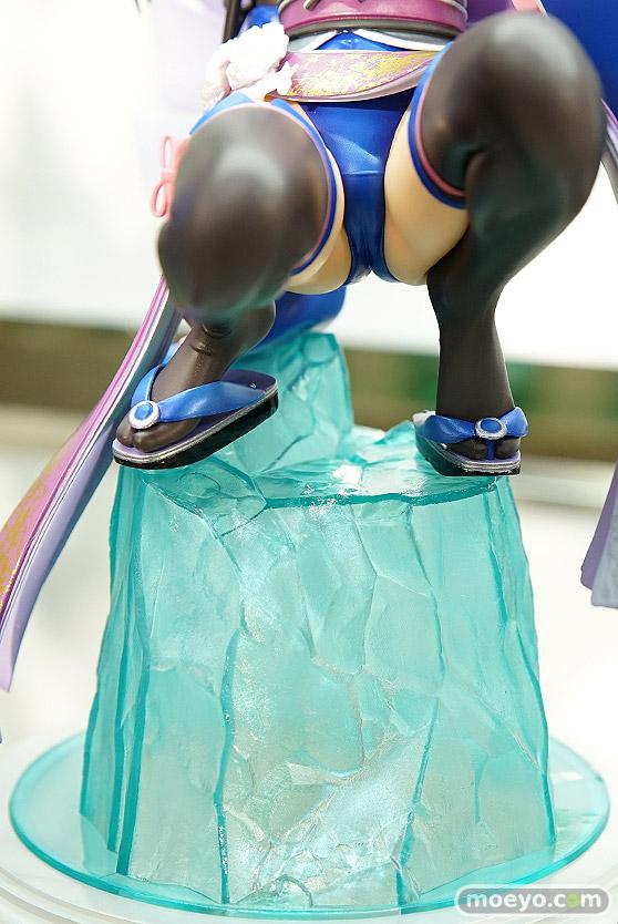 コトブキヤの4-リーヴス 戦国大戦 五郎八姫 Tony Ver.の新作フィギュア彩色サンプル画像07