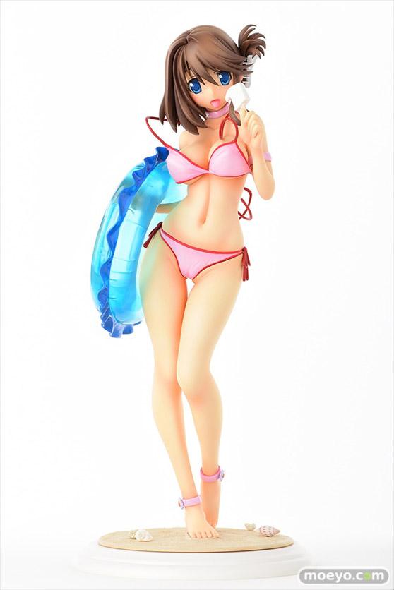 オルカトイズのToHeart2 XRATED 小牧愛佳・Summer Vacationスペシャルver.ミルクバーの新作フィギュア彩色サンプルハプニング状態画像01
