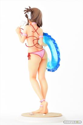 オルカトイズのToHeart2 XRATED 小牧愛佳・Summer Vacationスペシャルver.ミルクバーの新作フィギュア彩色サンプルハプニング状態画像06
