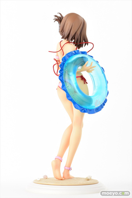 オルカトイズのToHeart2 XRATED 小牧愛佳・Summer Vacationスペシャルver.ミルクバーの新作フィギュア彩色サンプルハプニング状態画像09