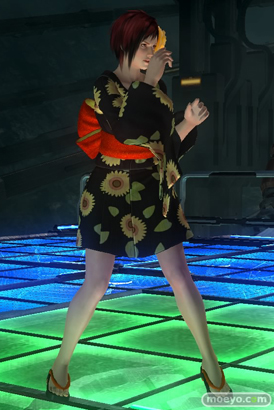 DEAD OR ALIVE 5 Last Round ハッピー浴衣コスチューム 女天狗 フェーズ4 ミラ クリスティのエロ パンツ画像19
