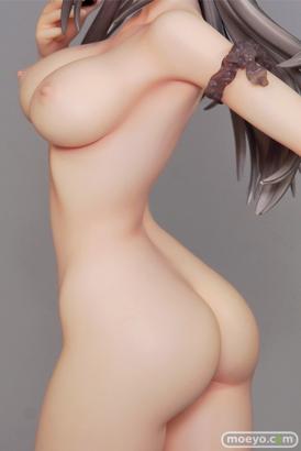 スカイチューブのコミックホットミルク2012年2月号 白咲天音 illustration by 鬼月あるちゅの新作フィギュア彩色サンプルキャストオフ全裸エロ画像13
