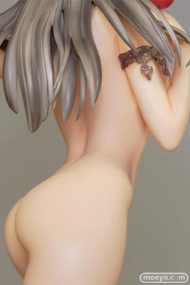 スカイチューブのコミックホットミルク2012年2月号 白咲天音 illustration by 鬼月あるちゅの新作フィギュア彩色サンプルキャストオフ全裸エロ画像15