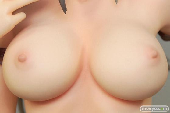 スカイチューブのコミックホットミルク2012年2月号 白咲天音 illustration by 鬼月あるちゅの新作フィギュア彩色サンプルキャストオフ全裸エロ画像16