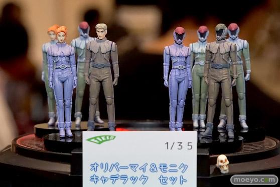 キャラホビ2016 画像 サンプル レビュー フィギュア キャラホビマーケット 3人で宇宙征服 FIELD オーバーダード 11