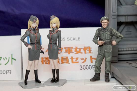 キャラホビ2016 画像 サンプル レビュー フィギュア キャラホビマーケット 3人で宇宙征服 FIELD オーバーダード 20
