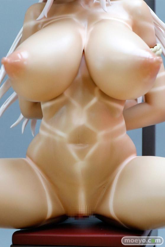 ドラゴントイの神曲のグリモワール  美夜=リンドブルーム1/6縛りver.の新作アダルトエロフィギュア彩色サンプル脱衣キャストオフ全裸画像12