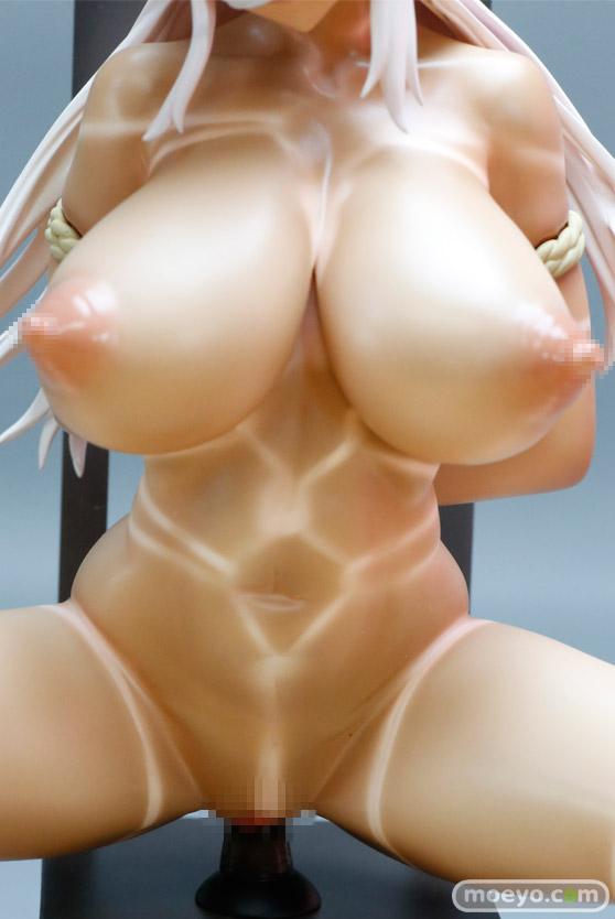 ドラゴントイの神曲のグリモワール  美夜=リンドブルーム1/6縛りver.の新作アダルトエロフィギュア彩色サンプル脱衣キャストオフ全裸画像35