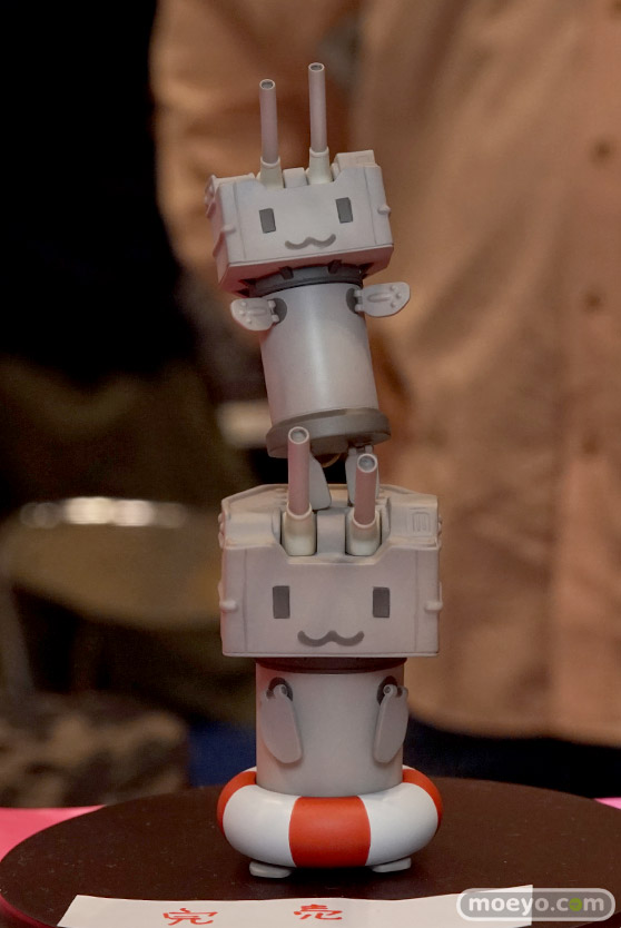 キャラホビ2016 画像 サンプル レビュー フィギュア キャラホビマーケット 5prostudio T's system アフロ 11