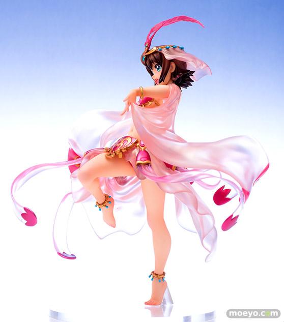 キューズQの翠星のガルガンティア エイミー 踊り子Styleの新作フィギュア彩色サンプル画像10
