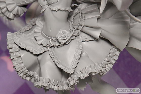アルターのアイドルマスターシンデレラガールズ 神崎蘭子 薔薇の闇姫Ver.の新作フィギュア原型画像07