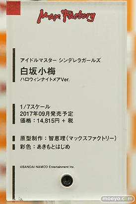 秋葉原の新作フィギュア展示の様子画像16