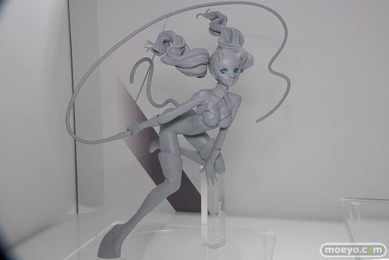 ホビージャパンのペルソナ5 高巻杏 怪盗服Ver.の新作フィギュア彩色サンプル画像01