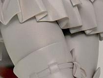 素敵な太もも!ホビージャパン新作フィギュア「艦隊これくしょん-艦これ- 大淀 任務娘Ver.」監修中原型が展示!
