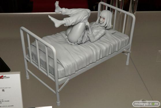 アスパイアの監獄学園 緑川花の新作フィギュア原型画像01
