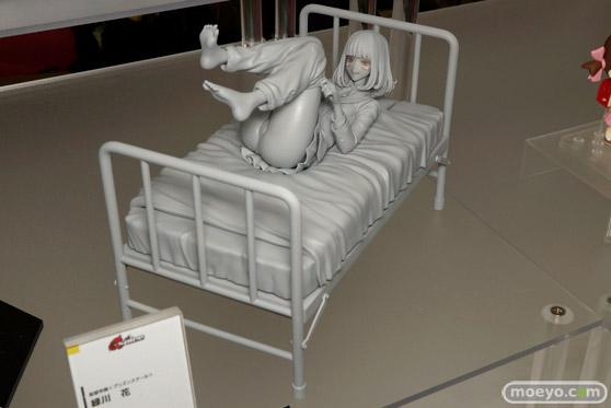 アスパイアの監獄学園 緑川花の新作フィギュア原型画像02