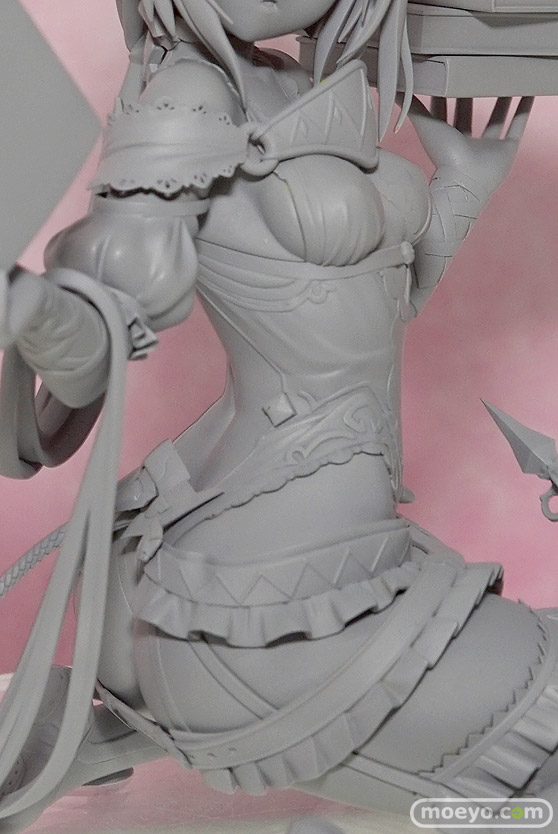 アルターのソフィーのアトリエ プラフタの新作フィギュア原型画像07