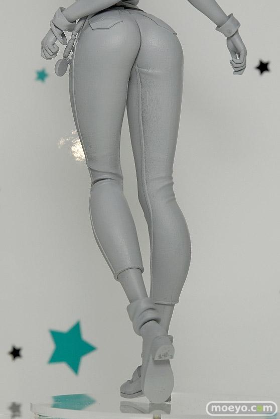 メガハウスのドラゴンボールギャルズ 人造人間18号 Ver.II(仮)の新作フィギュア原型画像06